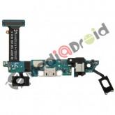 DOCK USB CONNETTORE RICARICA E DATI + MICROFONO + JACK CUFFIE PER SAMSUNG GALAXY S6 G920F