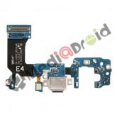 DOCK USB CONNETTORE RICARICA E DATI + MICROFONO PER SAMSUNG GALAXY S8 G950F