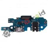 DOCK MICRO USB CONNETTORE RICARICA E DATI + MICROFONO + JACK CUFFIE PER SAMSUNG GALAXY A10 A105F