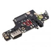 DOCK TIPO TYPE C USB CONNETTORE RICARICA E DATI + MICROFONO PER XIAOMI REDMI NOTE 9S