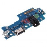 DOCK TYPE TIPO-C USB CONNETTORE RICARICA E DATI + MICROFONO + JACK CUFFIE PER SAMSUNG GALAXY M31 M315F