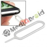 PIN SPILLO TOGLI CARTA SIM PER IPHONE E IPAD
