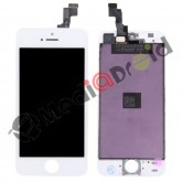 VETRO TOUCH SCREEN + DISPLAY LCD + FRAME PER IPHONE 5S BIANCO